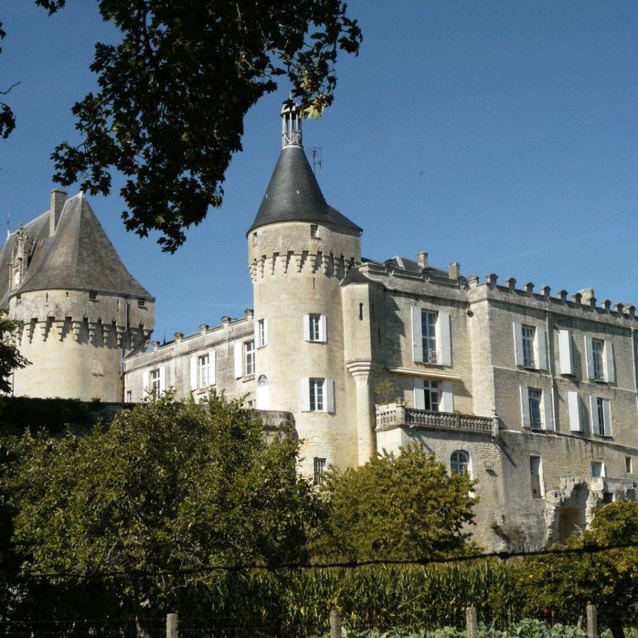 visites guidées du Château de jonzac